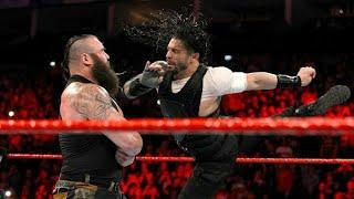 WWE New 13july 2018 Broun Strowm vs Roman Reigns Universal-Championshi full Match bywwe roman ringes