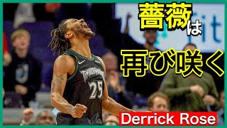 [NBA]デリック・ローズ オフェンスハイライト thumbnail