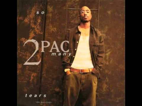 2Pac - So Many Tears (OG) ft. Stretch (Better Quality)