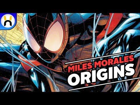 The Origins of Miles Morales (Ultimate Spider-Man)