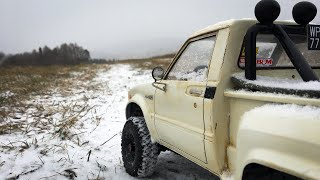 RC TOYOTA HILUX SNOW  / RC SCALE OFF-ROAD