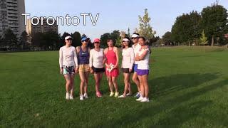 焦點暢談-2017大多地區網球聯賽-TorontoTV 多倫多電視