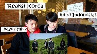 """Korea Reaksi """"air Mata Kerinduan Voc Hafidzul Ahkam""""  Reaksi Video Ft"""