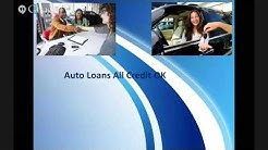 Bad Credit Auto Loans Car Loans Explained