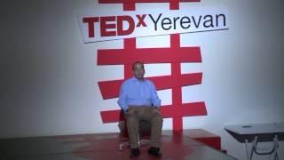 Never letting life go: Christian Garbis at TEDxYerevan
