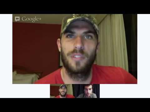 Houston Dynamo Goalkeeper Tally Hall Google+ Hangout #AskTally