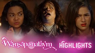 Wansapanataym: Pia and Upeng seek for the help of a spirit medium