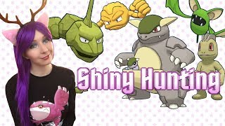 ❤️SHINY HUNTING LUCKY DIP! ROCK TUNNEL SHINY HUNT!❤️ Let