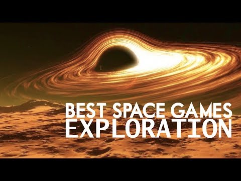 The Best Space Games For Exploration