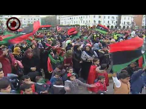 Tripoli February 2018 Celebration