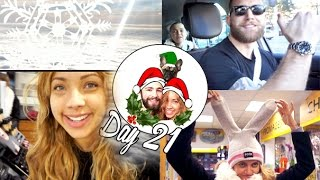 We're flying to Geneva! ❄ Vlogmas 21 Thumbnail