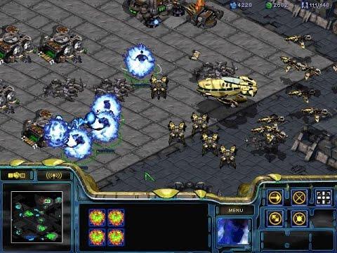 StarCraft Brood War Multiplayer Gameplay