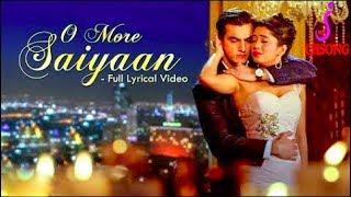 O More Saiyan Full Song Video