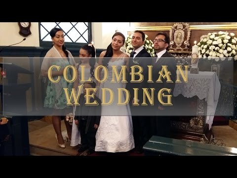 What to Expect at a *COLOMBIAN WEDDING* ceremony