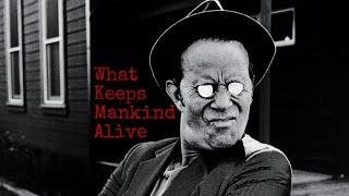 Tom Waits - What Keeps Minkind Alive (Subtitulada en Español)