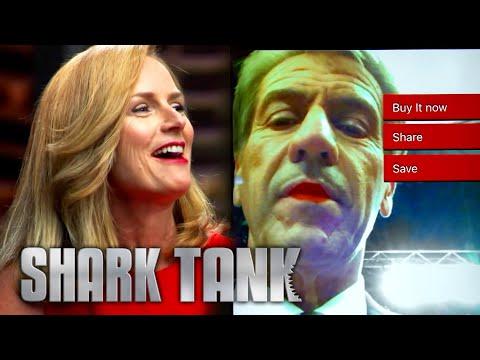 How Did This Businessman Get Sharks To Put Lipstick On? | Shark Tank AUS