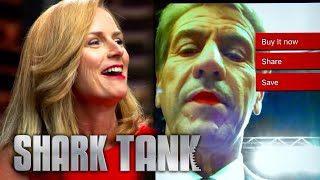 How Did This Businessman Get Sharks To Put Lipstick On? | Shark Tank AUS