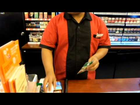 Gift Cards at 7 Eleven - YouTube