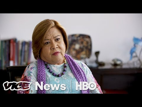 We Spoke To De Lima Before Defying Duterte Landed Her In Jail (HBO)