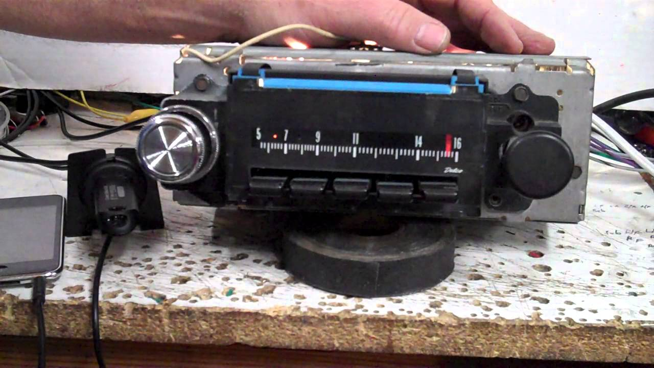 hight resolution of 1971 chevelle radio wiring wiring diagram add1971 chevrolet chevelle am radio conversion youtube 1970 chevelle radio