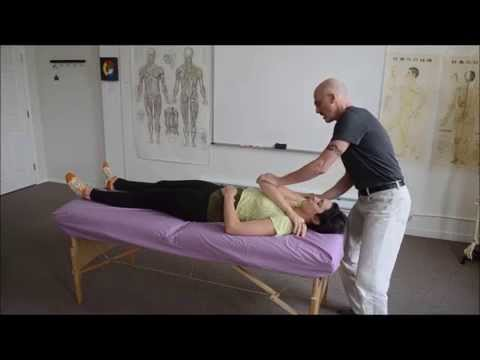 Stretching And Mobilization Demo W Dr. Eric Rubin, DC, CMT - SF School Of Massage