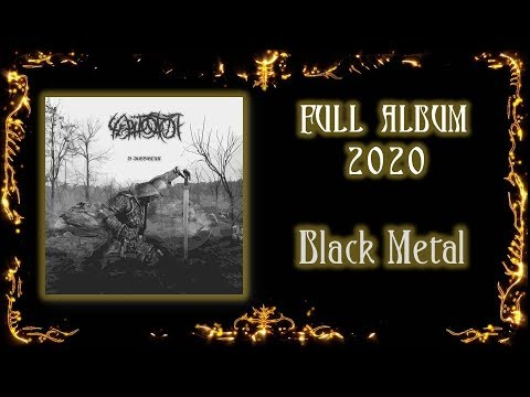 Черностоп - В небесах (2020) (Black Metal)