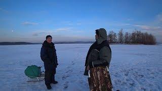 Непокоренный Кисегач Рыбалка на озере Кисегач 12 03 2020года