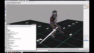 Blade Symphony Work in Progress - Animation Creation
