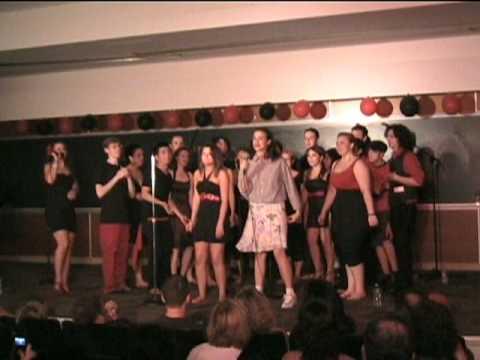 The Sign - Rutgers Deep Treble (feat. Miranda Sing...