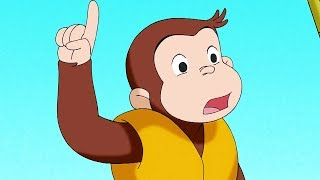 Curious George Shipwrecked with Hundley Kids Cartoon Kids Movies Videos for Kids