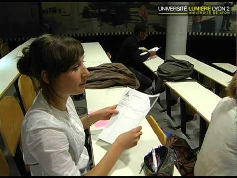 Université Lyon 2 : Programme International Minerve