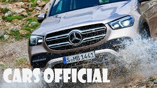 Mercedes Benz GLE (2019) TEST DRIVE | Cars Official