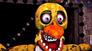 WITHERED CHICA VE EL FUTURO - Animación de Five Nights at Freddy's (FNAF ANIMATION)