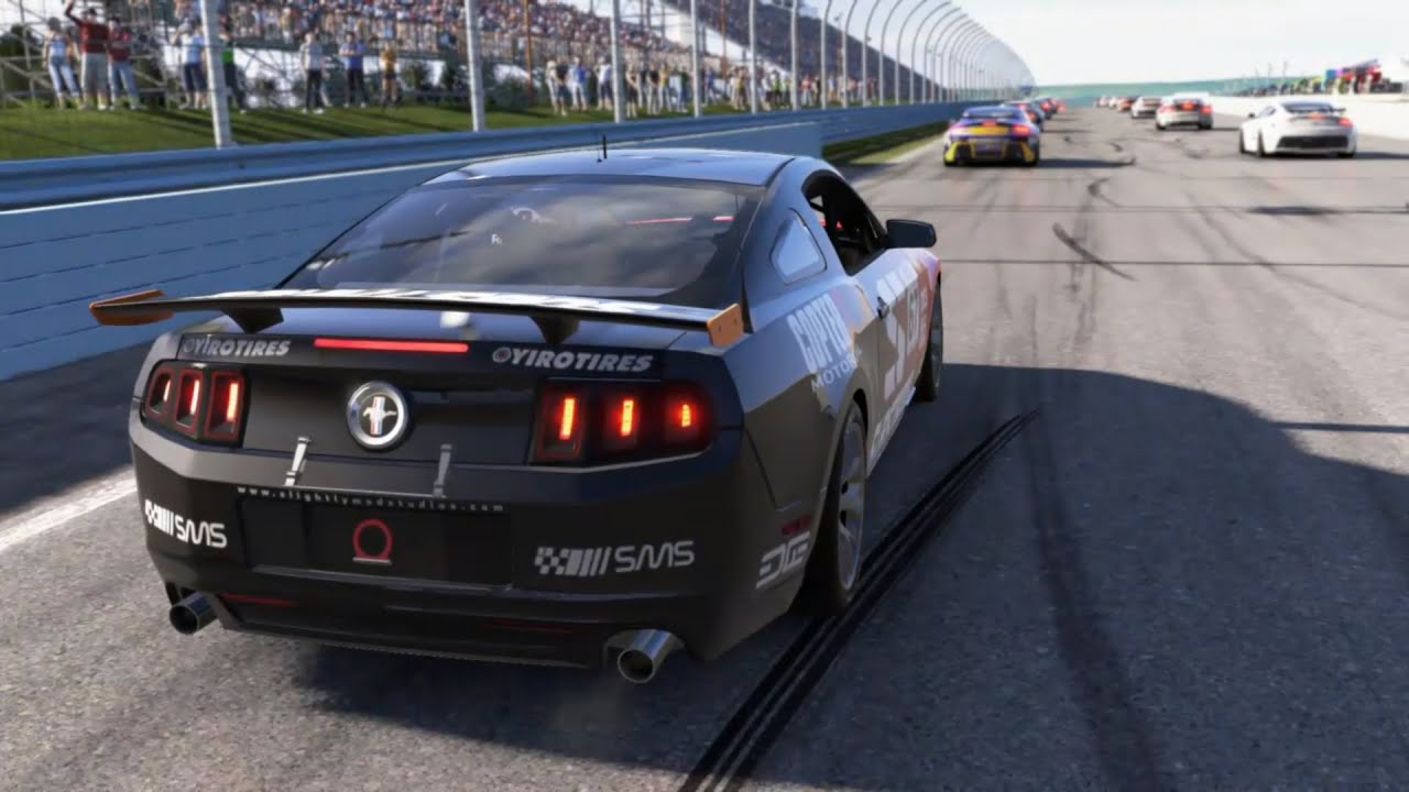 Project CARS PS4 Gameplay - Watkins Glen GP - Ford Mustang Boss 302R1 - YouTube & Project CARS PS4 Gameplay - Watkins Glen GP - Ford Mustang Boss ... markmcfarlin.com