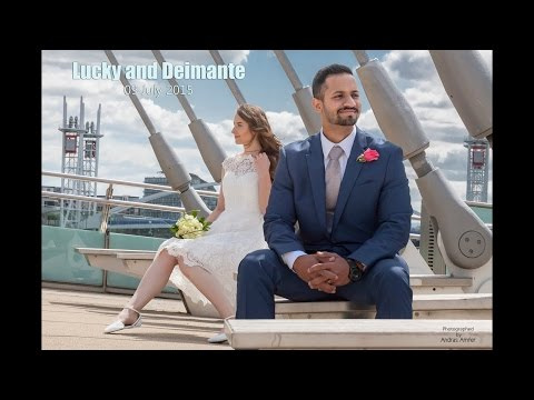 Lucky and Deimante Wedding
