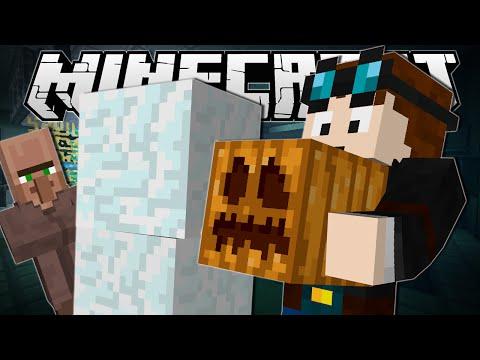 Minecraft | THE GREATEST SNOWMAN BUILDER!! | The Lab Minigame