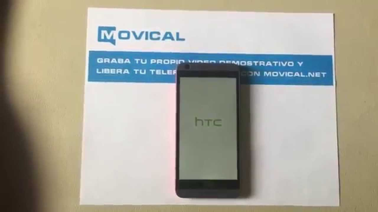 Desbloquear htc desire 626s liberar metropcs en movical - Movical net liberar ...