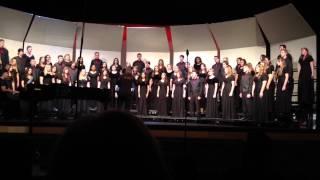 """Lamentations of Jeremiah"" - A Cappella Choir - Liberty High School"