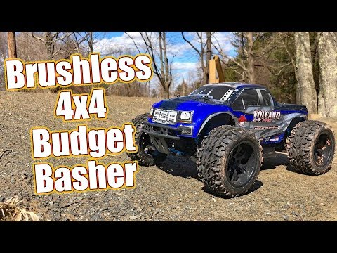 Cheap 4x4 Off-Road Truck! Is It Good? Redcat Racing Volcano EPX Pro Electric RTR Review | RC Driver