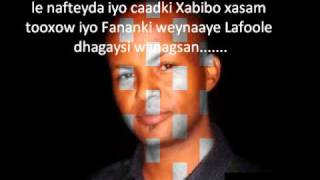 Xabibo xasan toxoow ft lafoole