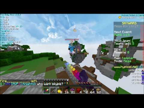 Mega Skywars #6