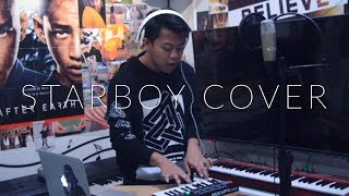 """""""Starboy"""" The Weeknd // Calvin D Cover"""