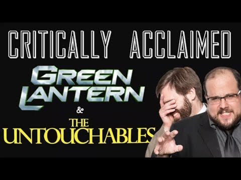 Critically Acclaimed #28: Green Lantern and The Untouchables