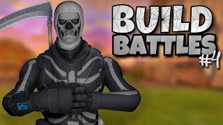 Best Console Build Battle Compilation #4 - Spideyy - Fortnite Battle Royale Highlights
