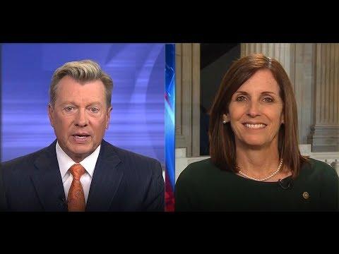 Newsmaker Saturday: Martha McSally