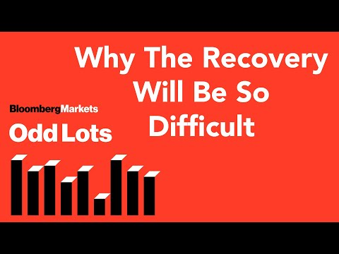 Richard Koo On Why Economic Recovery Will Be So Difficult