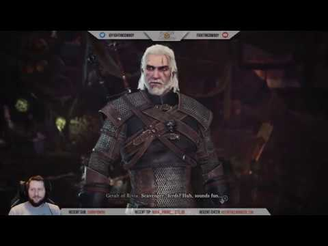 Monster Hunter World - MHW x Witcher 3 Crossover Event! thumbnail