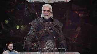 Monster Hunter World - MHW x Witcher 3 Crossover Event!