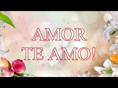 Te Amo Mi Amor