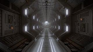 Blender Tutorial: Create a Spaceship Corridor in Blender - Part 2 of 2